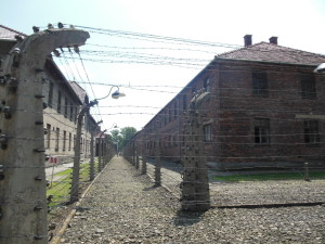 Auschwitz Nazi Concentration Camp, Poland